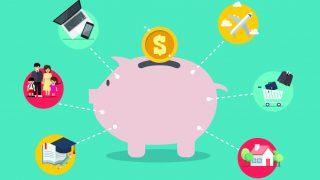 明日のWEBセミナーは、資産形成やお金に関しての内容です